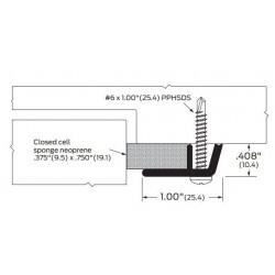 ZERO 318AA/BK/D/G Neoprene - Gasketing