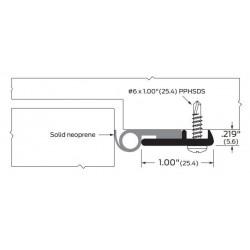 ZERO 326AA/BK/D/G Neoprene - Gasketing