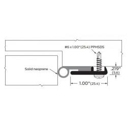 ZERO 328AA/BK/D/G Neoprene - Gasketing