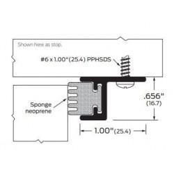 ZERO 1370A/BK/D/G Neoprene - Gasketing
