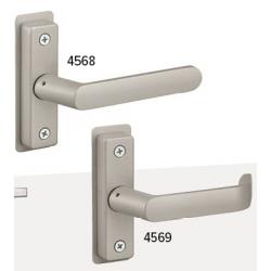"Adams Rite 4570 ICU Latch Operator For door thickness 1-3/4"" to 2"""
