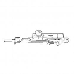 Adams Rite 4014 Two-Point Conversion Kit for MS1861 Bottom Rail Deadlock