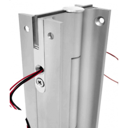 ABH A507-AT Double Swing Alarm Top Ligature Resistant Barricade Hinge