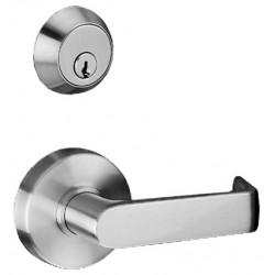 TownSteel MSS-R/L Grade 1 Heavy Duty Mortise Lock - Sectional