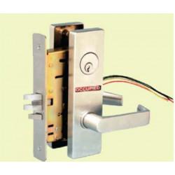 TownSteel MEE MS Electrified Mortise Lock - Escutcheon - US26D