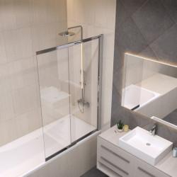 Bain Signature Diva Sliding & Pivoting Bath Screen