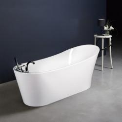 Bain Signature Deluxe Freestanding Bathtub Family-Acrylic