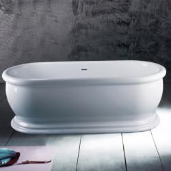 Bain Signature Classical Bathtubs-Acrylic