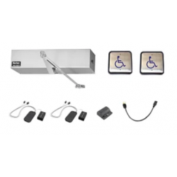 Norton 5610K3 Kit - 5610 Operator with (2) ADA10109-2 switches, (2) 548 transmitters and (1) 539 receiver