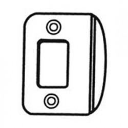 """BHP RCFL Radius Corner Full-Lip Deadbolt Strike (1 3/4""""x 2 1/4"""")"""