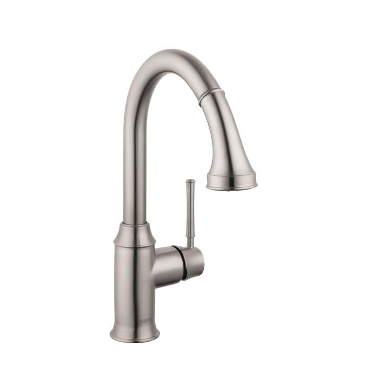 Medium Large hansgrohe talis c higharc kitchen faucet reviews who