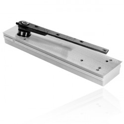 Rixson 5013/5014/5015 x 554 Shallow Depth Offset Hung Floor Closers (Parallel To Frame)