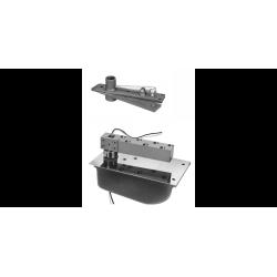 Rixson EH28 LAP- Heavy Duty Center Hung Floor Closers