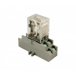 BEA 10REL24V DPDT Isolation Relay, 24 VAC Only