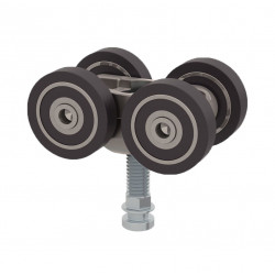 Cavity Sliders ZK00111 M8 Carriage Stainless Steel (500lb per pair)