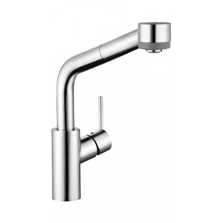 Hansgrohe 4247000 Talis S 2-Spray SemiArc Kitchen Faucet, Pull-Down