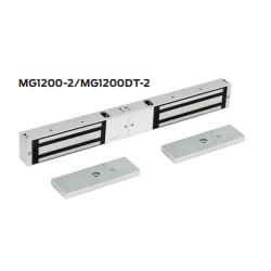 Locknetics MG Double Standard/Monitored, Mag Lock