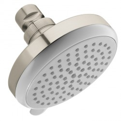 Hansgrohe 4331820 Croma E 100 Green Vario-Jet Showerhead, 2.0 GPM
