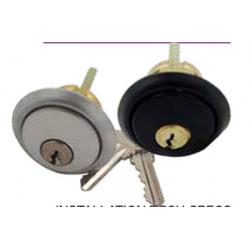 FCBP 841 Key Cylinder – Standard Rim Type
