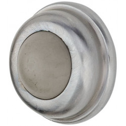 """Ives WS404-CVX Small Wall Stop Convex Rubber 1"""" Base Diameter"""