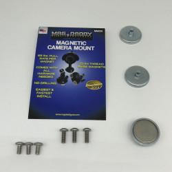 Mag Daddy MM 600 Camera Magnet Mount & Hardware 3 (65 Lb)