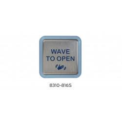 LCN 8310 Series Touchless Actuators, Double Gang- Proximity Detection