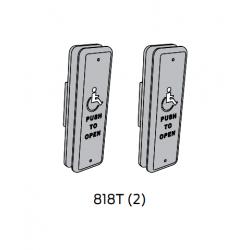 LCN 8310 Series Actuators Packages, Jamb Mount