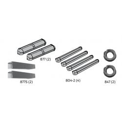 LCN 8310 Series Safety Sensor Kit, Senior Swing Independent Pair