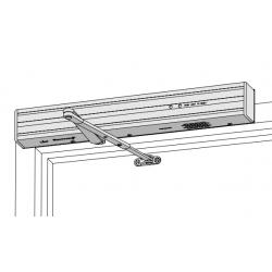 LCN 4410HSA Series Electrically Door Holder/Closer