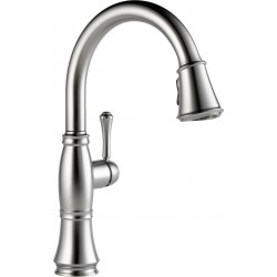 Delta 9197-DST Single Handle Pull Down Kitchen Faucet Cassidy™