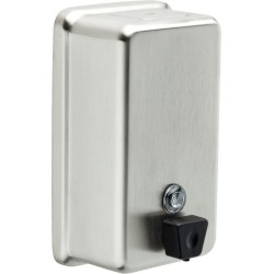 Delta 44080-SS Stainless Steel Vertical Liquid Soap Dispenser in Stainless