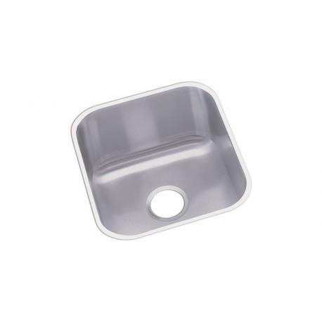 Elkay Dxuh1618 Dayton Stainless Steel Single Bowl Undermount