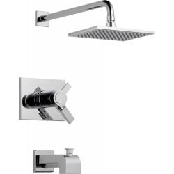 Delta T17T453 TempAssure® 17T Series Tub and Shower Trim Vero™