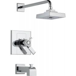 Delta T17T486 TempAssure® 17T Series Tub and Shower Trim Arzo®