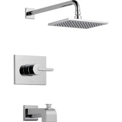 Delta T14453 Monitor® 14 Series Tub and Shower Trim Vero™