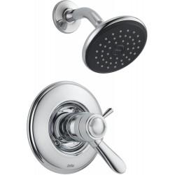 Delta T17T238 TempAssure® 17T Series Shower Trim Lahara®