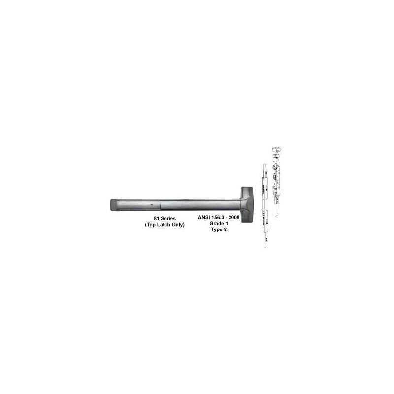 Detex Advantex 81 Series Concealed Vertical Rod Exit