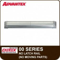 Detex ADVANTEX 00/05 Series No Latch Rail ( No Moving Parts)
