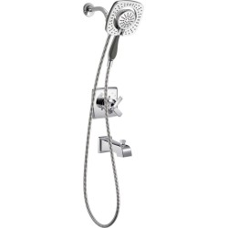 Delta T17464-I Monitor® 17 Series Tub and Shower with In2ition® Two-in-One Shower Ashlyn™