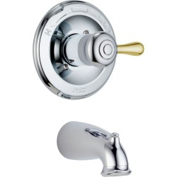 Delta T14178-LHP H778 Monitor® 14 Series Tub Trim Only - Less Handle Leland®