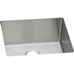 Elkay PLAFRU191610 Pursuit Stainless Steel Single Bowl Undermount Sink