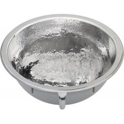 Elkay SCF16SH Asana Stainless Steel Single Bowl Dual / Universal Mount Sink
