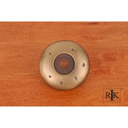 RKI BP 486 Distressed Knob Backplate