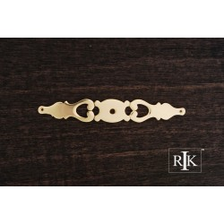 RKI BP 1789 Contemporary Plate with One Hole