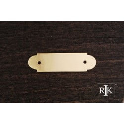 RKI BP 7818 Smooth Pull Backplate
