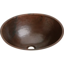 Elkay ECU1714ACH Asana Copper Single Bowl Undermount Sink