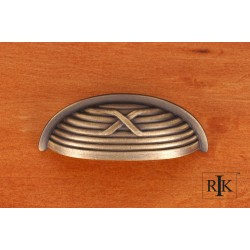 RKI CF 956 Lines & Single Cross Rounded Cup Pull