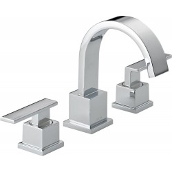Delta 3553LF Two Handle Widespread Lavatory Faucet Vero™
