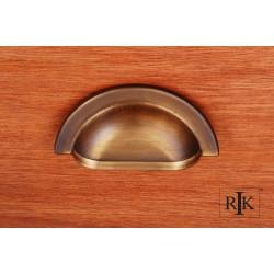 RKI CF 5249 Smooth Half Circle Cup Pull