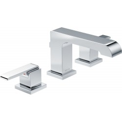 Delta 3567-MPU-DST Two Handle Widespread Lavatory Faucet Ara™